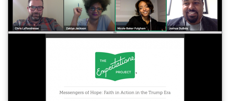 Webinar Draws 1,000 People To Learn About Faith-Rooted Advocacy